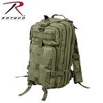 Military MOLLE Medium Transport Assault Pack Backpack