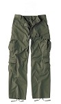 Military Cargo BDU Fatigue Pants