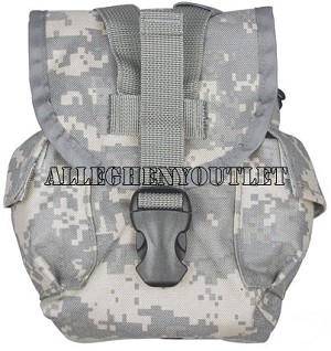 MOLLE II ACU Digital 1 Quart Canteen Cover