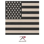 Bandana - Subdued US Flag