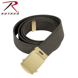 Military Web Belts - 54""