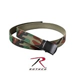 Camo Reversible Web Belt - 64