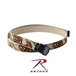 Camo Reversible Web Belt - 54