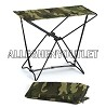 G.I. Type Camouflage FOLDING CAMP STOOL