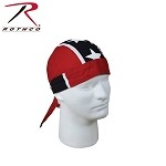 Rebel Flag Headwrap