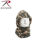 Polar Fleece Adjustable Winter Balaclava Mask