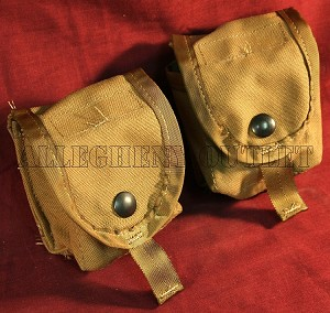 Lot of 2 USGI Military USMC Grenade Ammo Pouch MOLLE II SDS Coyote Brown New In Box