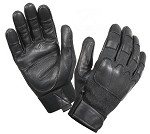 Black Tactical Law Enforcement Fire / Cut Resistant Gloves