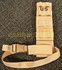 DROP LEG HOLSTER EXTENDER MOLLE THIGH PANEL TAN US Army IFAK Knife - NEW IN BAG