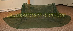 US MILITARY INSECT BAR COT INSECT NETTING NEW