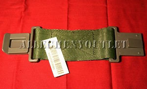 "USGI Military Army Tactical LC-2 Pistol Utility Web Belt 6"" Extender NEW"