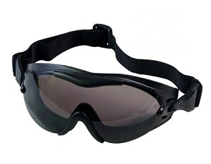 SWAT-TEC Single Lens Tactical Goggles