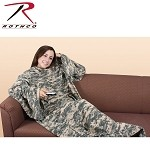 Military Sleeved Blankets